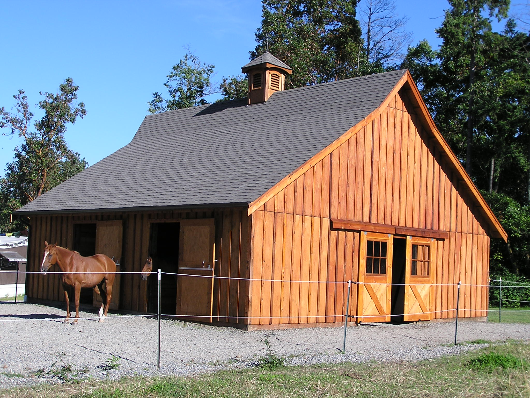kit style barn metal packages gambrel steel the building barns