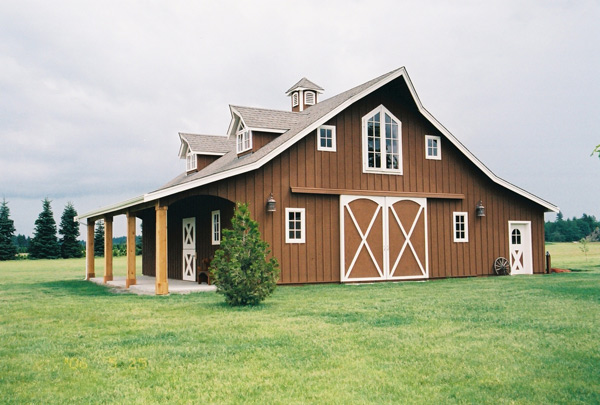 Beautiful barn house for the home pinterest for Beautiful classic houses