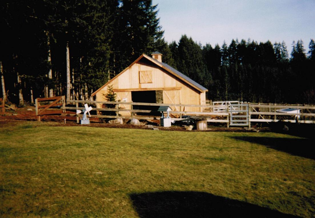 Barn Kit Cabin Kit Green Eco Friendly
