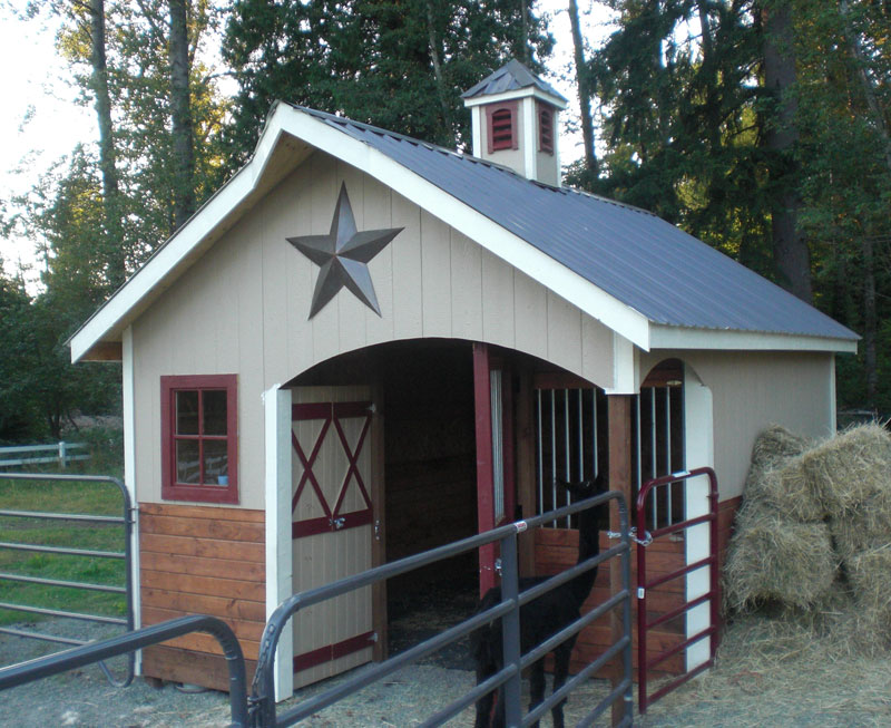2 Stall Horse Barn Plans Image Search Results
