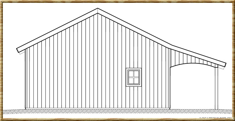 Barn style garage plans barn home plans home design Carriage barn plans